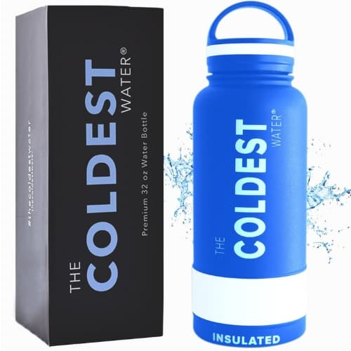 cold hot insulated water bottle stainless steel flask iwantthisandthat2 gift